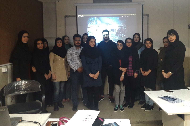 کارگاه های آموزشی هنر جدید و رسان های نوین با همکاری دانشکده های هنر سراسر تهران