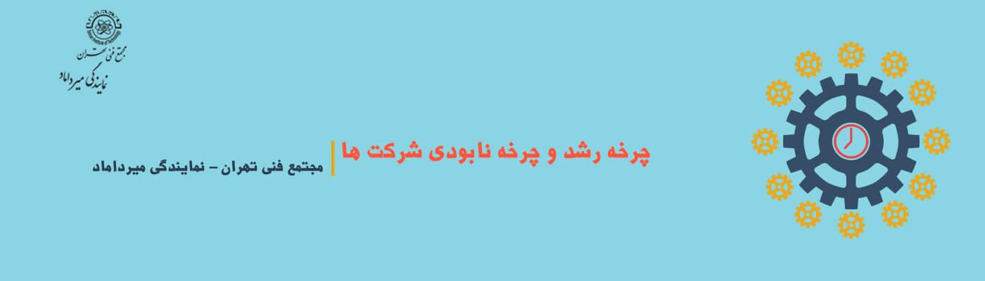 چرخه رشد و نابودی شرکت ها - مجتمع فنی تهران - نمایندگی میرداماد - تصویر اول