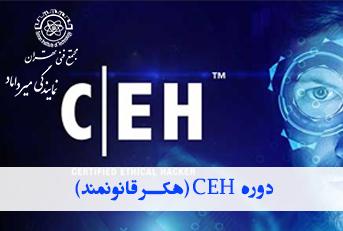دوره CEH (دوره تحلیل امنیت و تست نفوذ) (Certified Ethical Hacker Course)