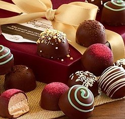 دوره ورکشاپ شکلات دست ساز