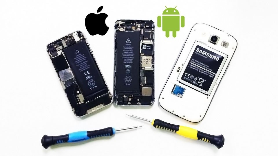 آموزش تعمیر موبایل