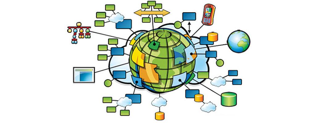 کاربرد نرم افزار GIS