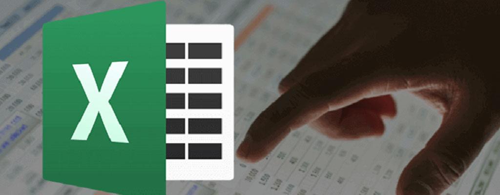 آموزش فرمول نویسی با اکسل در حسابداری